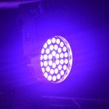 света мытья сигнала 36PCS 10W RGBW 4in1 СИД Moving головные