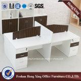 Partition de poste de travail de bureau de portées des meubles de bureau 4 (HX-6M193)