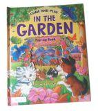 Impresión móvil del libro del Hardcover de la alta calidad para los niños