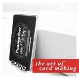 최신 판매 CMYK 색깔 Laser 조각에 의하여 서리로 덥는 완료 PVC 플라스틱 카드