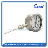 Termometro bimetallico industriale del termometro esterno dell'acciaio inossidabile - fornitore del termometro