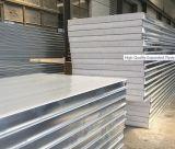 Zwischenlage-Panel des 500mm-1150mm Breiten-Kühlraum-EPS/Rockwool/PU