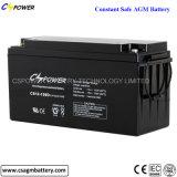 Nachladbare Batterie der AGM-Leitungskabel-Säure-Batterie-12V 200ah