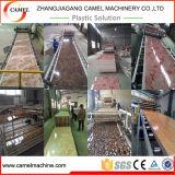 도매가 대리석 모조 지면 생산 라인 PVC 마루 기계