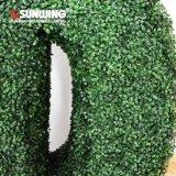 중국 제조 UV 저항을%s 가진 주문 편지 정원 산울타리