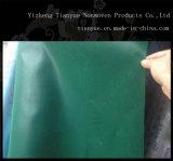 Protección UV de plástico tejido utilizado lienzo lona