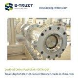 Extrudeuse planétaire pour faire le PVC rigide de la capacité 1000kg par heure
