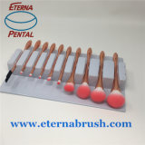 Ovale Verfassungs-Pinsel-Hilfsmittel für Frauen-Schönheit