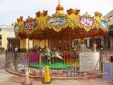 La conduite de bonne qualité de carrousel à vendre joyeux vont des portées du rond -24