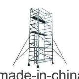 OEM En131는 건축 사다리를 위한 알루미늄 사다리 비계를 도매한다