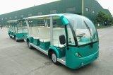 Elektrischer Doppelventilkegel-Bus mit dem Schlussteil am populärsten in China
