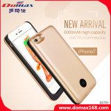 Batería portable de la potencia de la caja de batería del Li-Polímero del teléfono móvil para el iPhone 7
