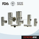 Ajustage de précision de pipe sanitaire hygiénique de pente d'acier inoxydable (JN-FT3006)