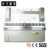 Freno HL-400T/8000 de la prensa hidráulica del CNC del CE