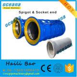 Tubo del drenaje de la alcantarilla del concreto prefabricado del rodillo de la suspensión que hace la máquina/la producción Lin