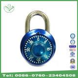 Fechamento de combinação portátil com segurança da combinação 3-Digit para a conveniência Keyless