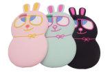 ウサギのiPhone 7 7plus 6g 6plusのシリコーンの携帯電話の箱(XSDW-087)のための柔らかい携帯電話の箱