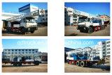 200-400mの井戸の鋭いトラック、トラックの井戸の掘削装置