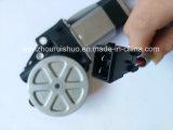 Uso do motor do indicador de potência para a lagarta (três furos, sete dentes)