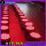 120X3w 단계 디스코 RGBW DMX LED 동위 빛