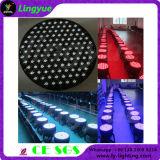 La IGUALDAD de la etapa de RGBW 120X3w puede luz de la etapa del LED
