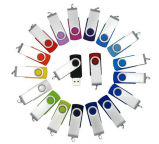 Dispositivo de venda quente do USB Pendrive do Twister da cor de Pantone