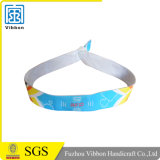 PVC Descartável NFC Hospital One Time Use RFID Wristband / Bracelet