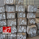 Prix laminé à chaud de barre plate de produits en acier de la GB Q235B