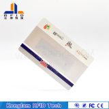 명함을%s 주문을 받아서 만들어진 열 박판 지능적인 RFID PVC 카드