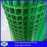 PVC上塗を施してある溶接された金網の中国の工場価格