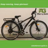 La pédale rentable a aidé le vélo électrique de ville pour la vente en gros