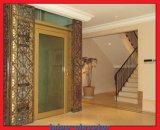 De geëtsteb Lift van het Huis van de Lift van de Villa van het Roestvrij staal van de Spiegel Hairline