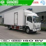 Isuzu 4X2 700pの低温貯蔵冷却装置トラック