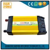 Gleichstrom zum Wechselstrom-Sonnenenergie-Inverter mit zwei ausgegebener Kontaktbuchse (TSA1000)
