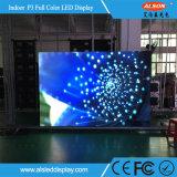 Pantalla de visualización de alta definición Alquiler cubierta SMD LED para la etapa P3