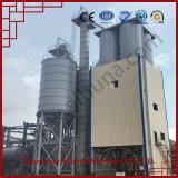 中国の熱い販売の容器タイプ概要の乾燥した乳鉢の生産の粉のプラント