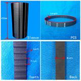 Cinghia di sincronizzazione di gomma industriale del passo 12.7mm 980 985 1000 1020 1035 1040 1050 1060 H