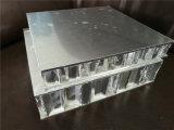 el panel del panal del aluminio de 50m m con la piel de 2.0m m