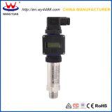 Émetteur cylindrique de pression de gaz de qualité de la Chine