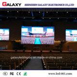 A todo color/RGB instalar fácilmente la pantalla de visualización de interior fija de LED de HD para el edificio, el departamento Advetising y Control Center
