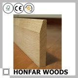 Matériau de construction Jambes en bois blanc pour mur / plancher