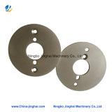 CNC di Customed che elabora le parti di metallo delle lampade