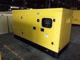conjunto de generador diesel accionado Cummins 110kVA/88kw