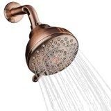 아BS는 청동색 완료 다기능 강우 작풍 안마 벽 마운트에 의하여 고쳐진 샤워 꼭지를 기름 문질렀다