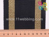Top 10 cm Nylon Twisted Purl Webbing