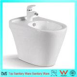 Preiswerter einteiliger weißer keramischer Badezimmer-Frauen-ToiletteBidet