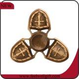 Обтекатель втулки руки непоседы латунного перста Torqbar треугольника металла Tri