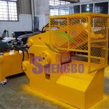 Macchina d'acciaio delle cesoie dello scarto automatico (fabbrica)
