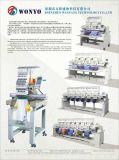 Einzelner Kopf computergesteuerte Stickerei-Maschine für Schutzkappen-u. flache Stickerei-besten Preis in China