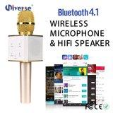 2017 mini portatili del nuovo di Bluetooth altoparlante senza fili del microfono